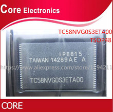 100 ชิ้น/ล็อต TC58NVG0S3ETA00 TC58NVG0S3 TSOP48 IC คุณภาพที่ดีที่สุด