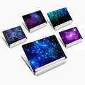 Starry Sky DIY Personality Decal laptop sticker 13 15 15.6 inch laptop skin for lenovo/acer/asus computer