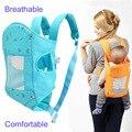 Portadores de bebê Mochilas Criança estilingue Infantis Suspensórios Canguru Bolsa Envoltório Ergonômico Frente Bebê Portador de bebê Respirável Confortável