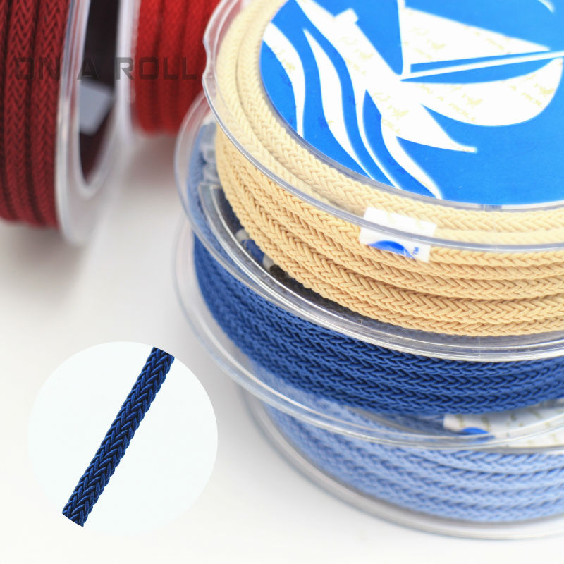 4mm DIY milan cord 223 Jewelry & packing & shoes rope Necklaces & Bracelets cords 2meters/roll