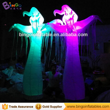 halloween toys outdoor inflatable halloween ghost with led lights white ghost for halloween decorations - Outdoor Inflatable Halloween Decorations
