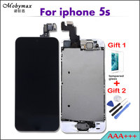 Mobymax Module LCD Full Assembly For IPhone 5 5S 5G SE Pantalla Ecran Touch Screen Digitizer