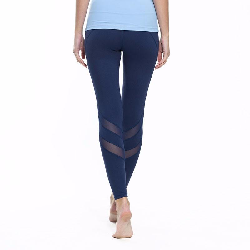 Tight Mesh Yoga Leggings for Women