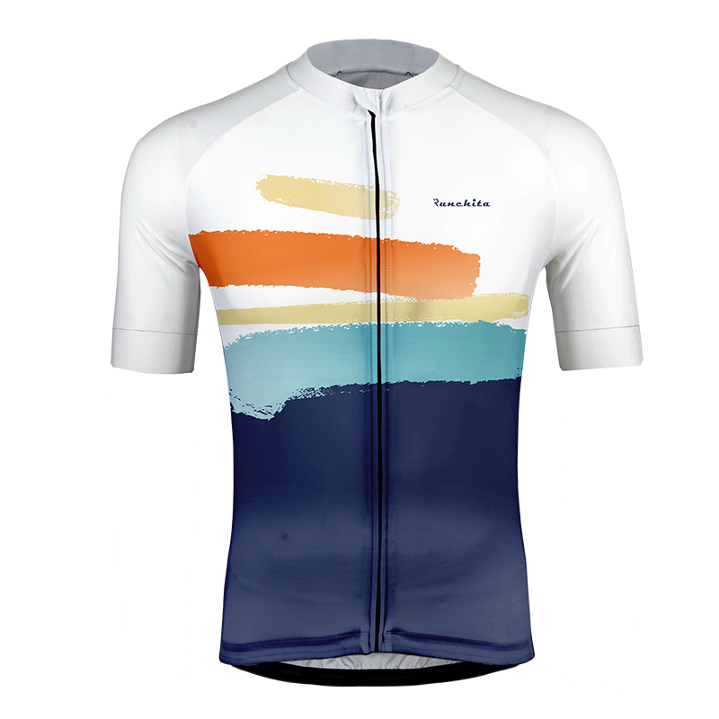 Men/'s Cycling Jersey Clothing Bicycle Sportswear Short Sleeve Bike Shirt Top X93