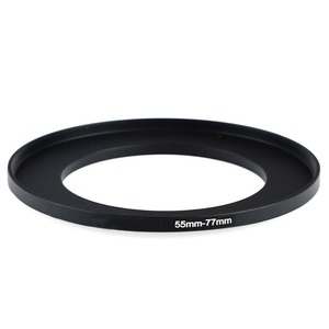 Image 1 - 55mm 77mm 55 77 mm 55 to 77 mm 55mm to 77mm Step UP Ring Filter Adapter