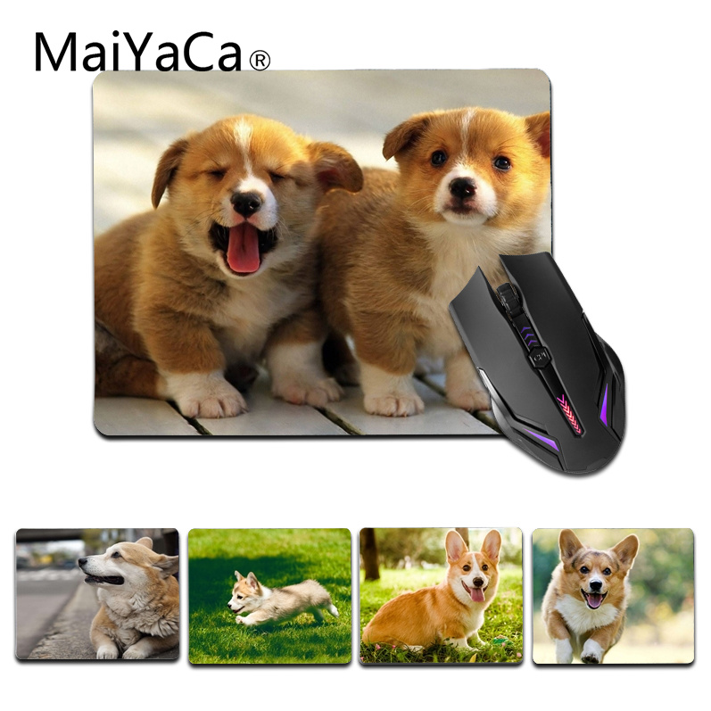 MaiYaCa Custom Skin Corky baby DIY Design image Game mousepad Size for 180x220x2mm and 250x290x2mm Small Mousemat ...