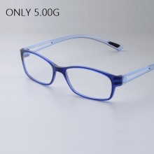 TR100 women eyeglasses frames men ultra light 5.00g retro fu