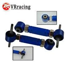 Vr Racing сзади adj. C руку для honda civic 92-00 Integra EG задние регулируемые развала руки Kit VR9802