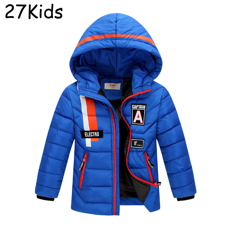 Boys Jacket 2017 New Brand Baby Winter Jacket Boy Warm Outerwear Hooded Coat Winter Jacket Kid Clothes Teenagers Down Parka Blue huayi 5x5ft 1 5x1 5m art fabric vintage wooden floor wedding photography background newborn photo studio prop backdrop d 7436