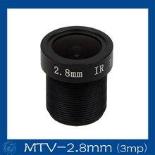 3mp 2.8mm  cctv board camera lens Board Fixed F2.2 Lens.MTV-2.8mm(3mp)