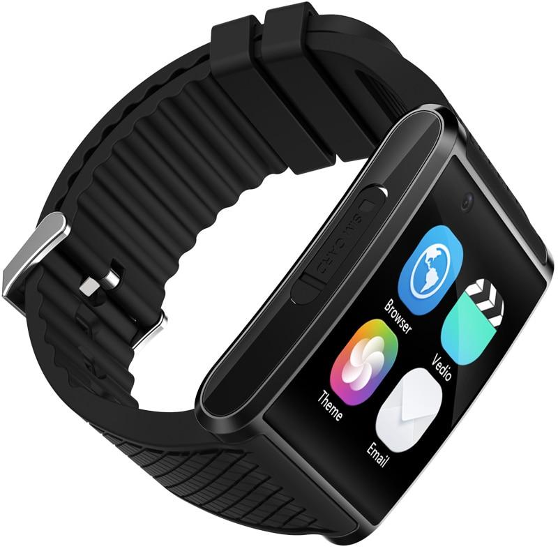 Android 5,1 Смарт часы 3g 2 г SIM Bluetooth gps Wi Fi SOS шагомер App скачать HD камера видео звонки погода песни