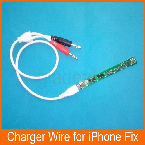 Smart Phone Repair Power Charger Line Wire Cable For iPhone 4/4s/5/5s/6/6 Plus Repairing Tools multifunctional dc voltage regulator stabilizer cable wire power supply interface cable line mobile phone repair tools usb