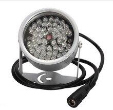 48pcs LED IR Illuminator for CCTV Cameras Night Vision 20M