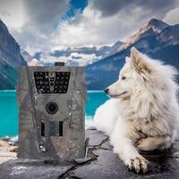 Waterproof Trail Hunting Basic Camera Wild 850nm Wild Camera Ip54 Night Vision For Animal Photo Traps Hunting Camera Ht 001