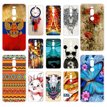 For Meizu M8 Lite Case Silicone 5.7 Soft TPU Cute Back Cover Coque M 8 M8Lite Fundas Phone Cases