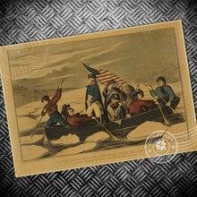 Cartel Vintage Retro clásico pintura abrir el oeste de EE. UU. Pared arte bar Sala decoración estampado pintura 42x30cm