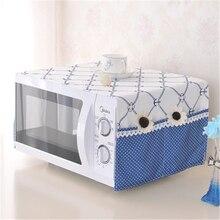 Mikrowelle Deckt Schutzhülle Staub Wasserdichte Tasche Zubehör Gadgets Für  Die Küche Reiniger Für Mikrowellenherde LLE233