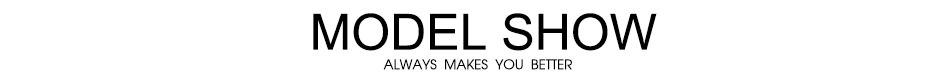 3MODEL SHOW -