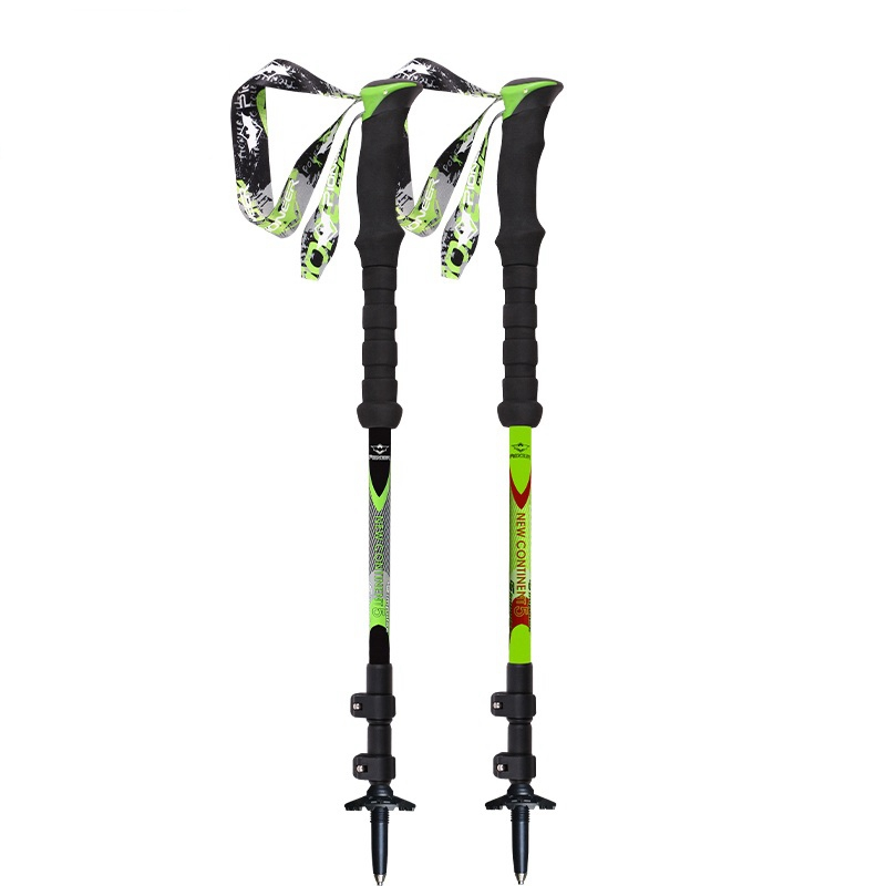 Pure Carbon Fiber Trekking Nordic Walking Poles For Trail Hiking Walking Climbing Quick Lock Hiking Sticks 2 Pcs 2 pcak carbon fiber trekking hiking poles ultralight telescopic trail nordic walking sticks 198g pcs