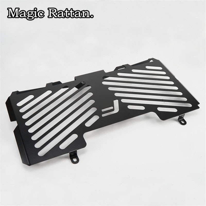 Motorcycle Aluminum Radiator Grill Guard Cover For F800R F700GS F800S motorcycle radiator protective cover grill guard grille protector for kawasaki z1000sx ninja 1000 2011 2012 2013 2014 2015 2016