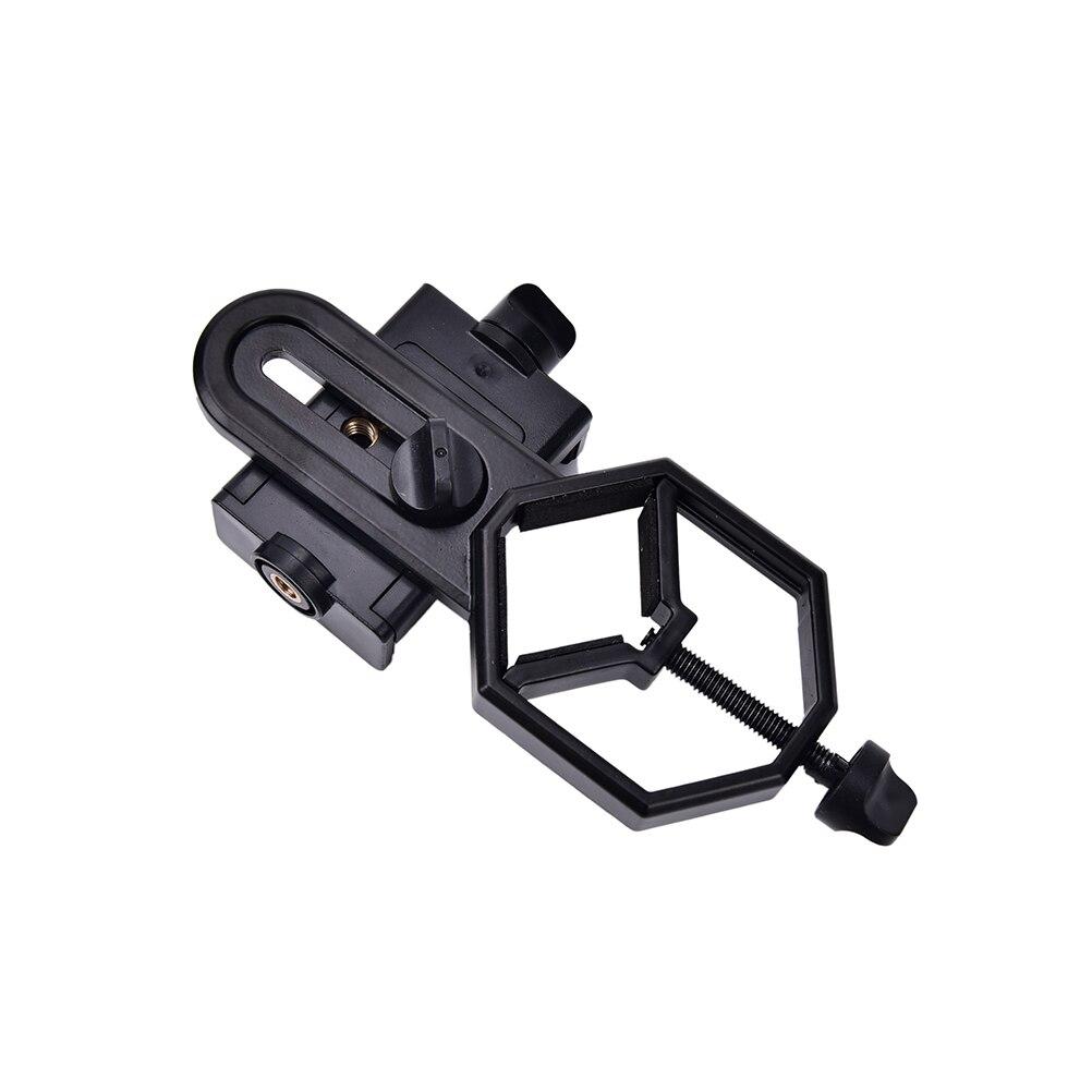 Универсальный сотовый телефон адаптер крепления, телефона адаптер телескоп Бинокль Монокуляр Зрительная труба и микроскоп для всех телефонов