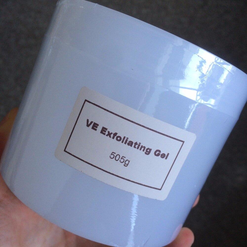 VE Gentle Exfoliating Gel Facial Body Rejuvenation Cream 505g
