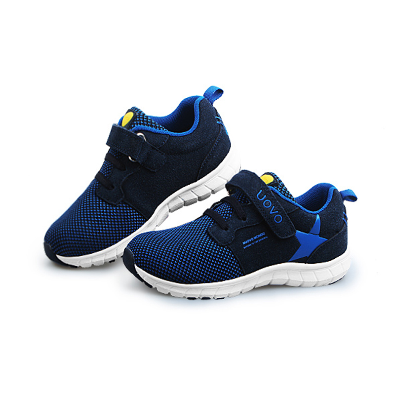 New Kids Sneakers Boys Running Shoes Breathable Mesh Fashion Kids Shoes Boys Girls Sport Shoes Kids Casual Sapatos infant new hot sale children shoes pu leather comfortable breathable running shoes kids led luminous sneakers girls white black pink