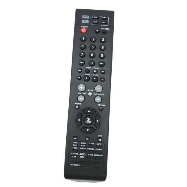 שלט רחוק עבור Samsung HT TWZ315T HT TWZ312 HT TZ212 HT TZ212M HT TZ212T HT TZ215 DVD קולנוע ביתי מערכת