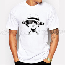 One Piece Luffy Short Sleeves O-neck Casual Men's T-shirt