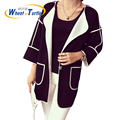2016 Hot Sale Spring Autumn Maternity Fashion Coat Fashion Long Coat For Pregnant Patchwork Colorful Clothes For Pregnant  Lady
