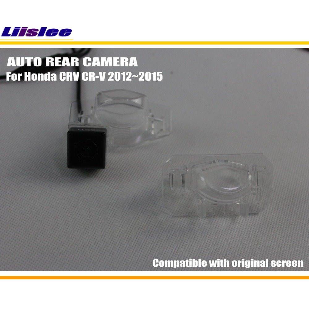 Liislee Vista posterior del auto Copia de seguridad de cámara - Electrónica del Automóvil - foto 5
