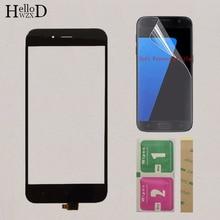 شاشة الهاتف المحمول التي تعمل باللمس ل Xiao mi A1 mi A1 MDG2 شاشة تعمل باللمس الزجاج محول الأرقام الاستشعار لوحة اللمس الزجاج الأمامي لوحة اللمس الاستشعار
