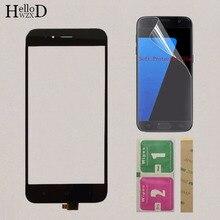 Écran tactile Mobile pour Xiao mi A1 mi A1 mi A1 MDG2 écran tactile verre numériseur capteur Touchpad avant verre tactile panneau tactile capteur