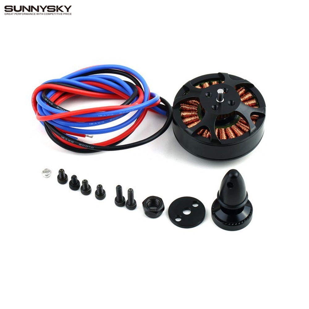 sunnysky X4108S 380KV 480KV 600KV 690KV Outrunner Brushless Motor for Multi-rotor Aircraft multi-axis motor disc motor jmt 4pcs mt3508 380kv 580kv motor disk motor for multi axis aircraft diy quadcopter drone