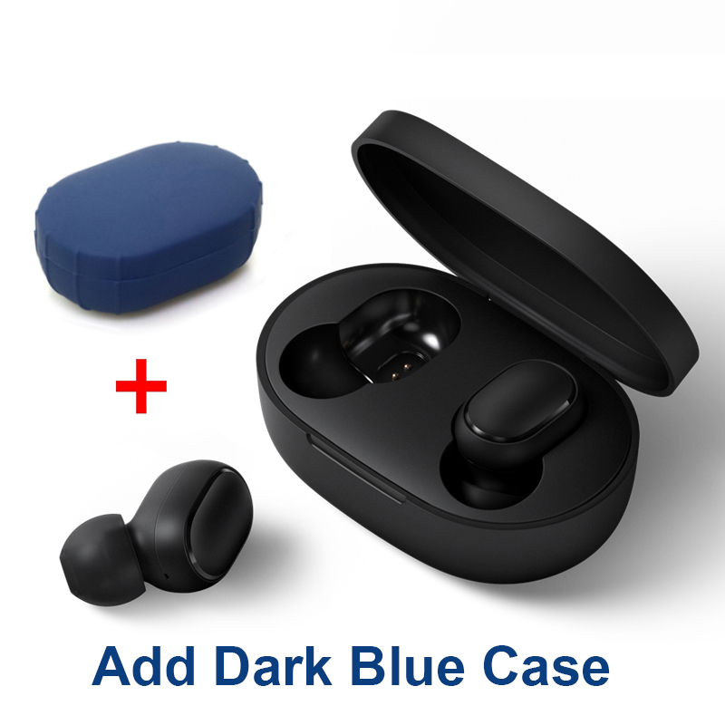 Add dark blue case