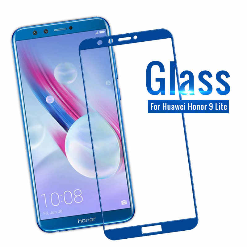 Honor 9 lite زجاج واقي لهاتف هواوي honor 9 9 lite واقي للشاشة honer9 lite hauwei honor 9 lite honer light 9H Film Glass