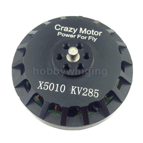 Crazy <font><b>Motor</b></font> <font><b>5010</b></font> KV285 High altitude dedicated <font><b>brushless</b></font> <font><b>motor</b></font> for FPV UAV Quadcopter image