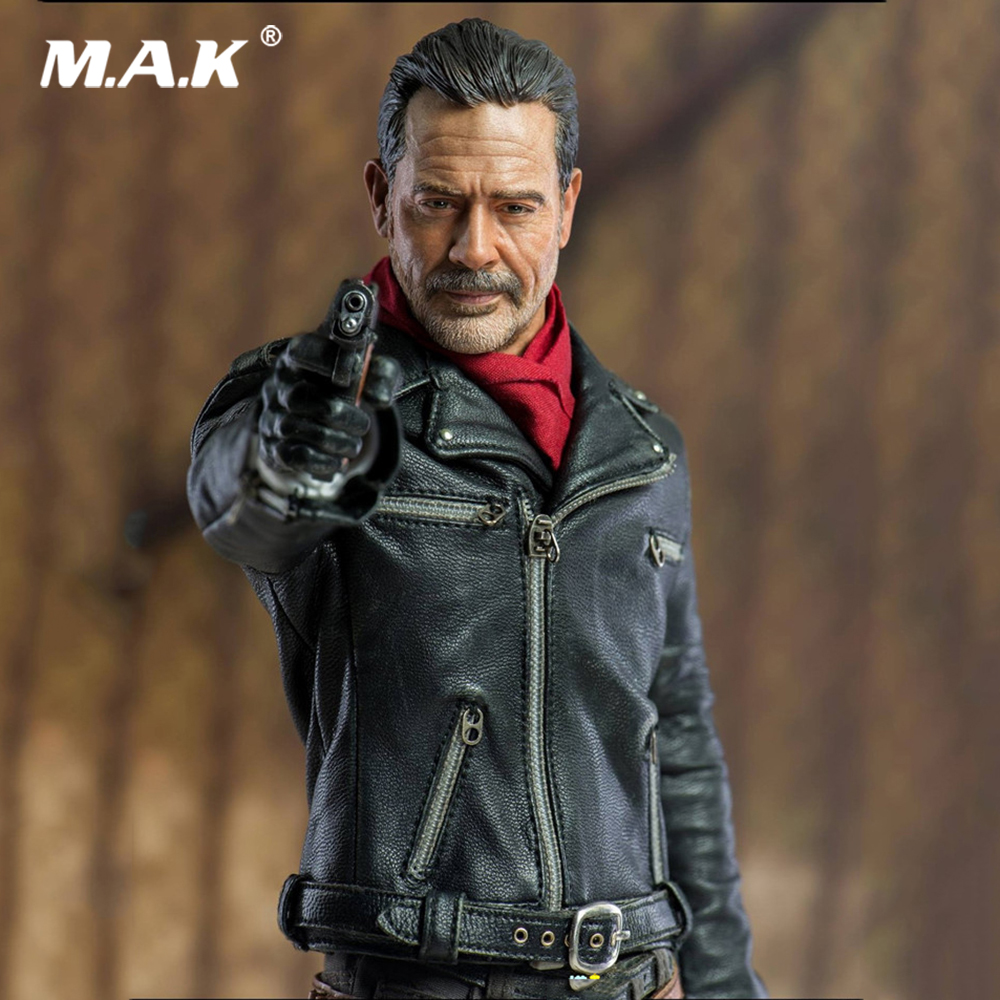 1/6 Collectible 30.5cm Full Set Solider The Walking Dead Negan 12 Action Figure Set Model for Fans Holiday Gifts1/6 Collectible 30.5cm Full Set Solider The Walking Dead Negan 12 Action Figure Set Model for Fans Holiday Gifts