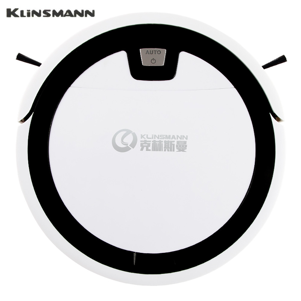 KLiNSMANN Wireless Intelligent Robot Vacuum Cleaner Sweeping Cleaner Household Automatic Cleaning Robot Sweeper Remote Control цена 2017