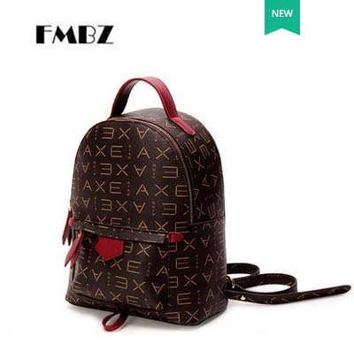 2018 new Woman backpack women bag leisure lady models Europe and the United States fashion wild backpack free shipping gzl 2017 female backpack europe and the united states simple style fashion backpack college backpack bucket bag leisure package