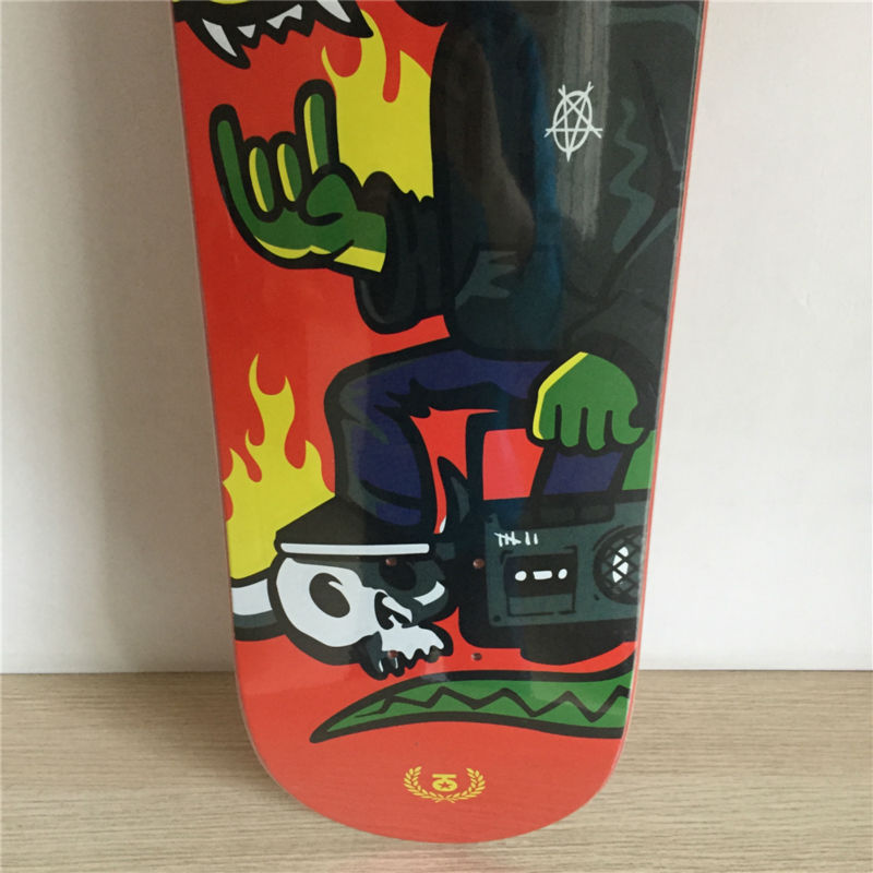 UNION skateboarding deck  (22)