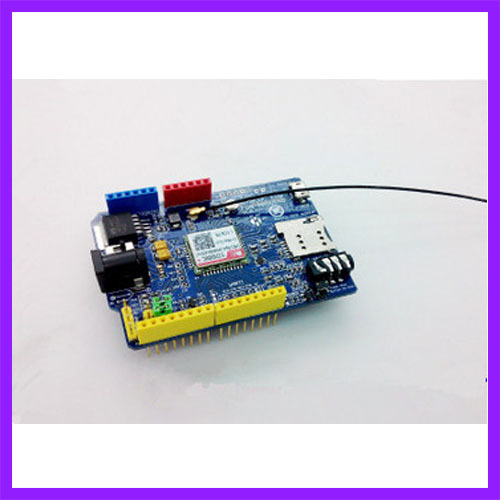SIM800c font b Shield b font Development Board For font b Arduino b font Instead Of