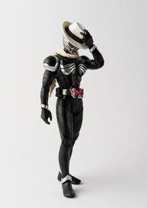 "Image 2 - Original BANDAI Tamashii Nations S.H.Figuarts (SHF) Action Figure   Kamen Rider Skull ""Kamen Rider W & Decade Movie War 2010"""