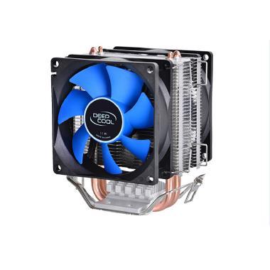 Deepcool PC AMD Intel CPU Dissipateur de Chaleur Processeur Radiateur De Refroidissement Refroidisseur Ventilateur LGA 775