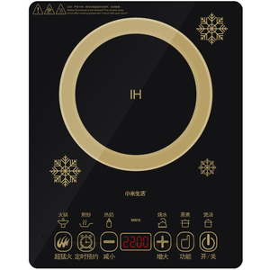 Intelligent Electric Touch Induction Cooker Household Explosive 2200w High  power Household Stove Multi Cooking Machine|Induction Cookers| - AliExpress