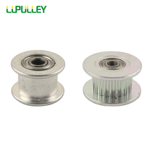 LUPULLEY GT2 Timing Pulley 20 teeth Bore 3mm 5mm for Belt Width 6mm GT2 synchronous belt 2GT Belt pulley 20teeth 20T 10pcs gt2 2pcs 20 teeth bore 5 8 mm pulley with 2m pu with steel gt2 6mm open timing belt 2gt timing belt 6mm width for 3d printer
