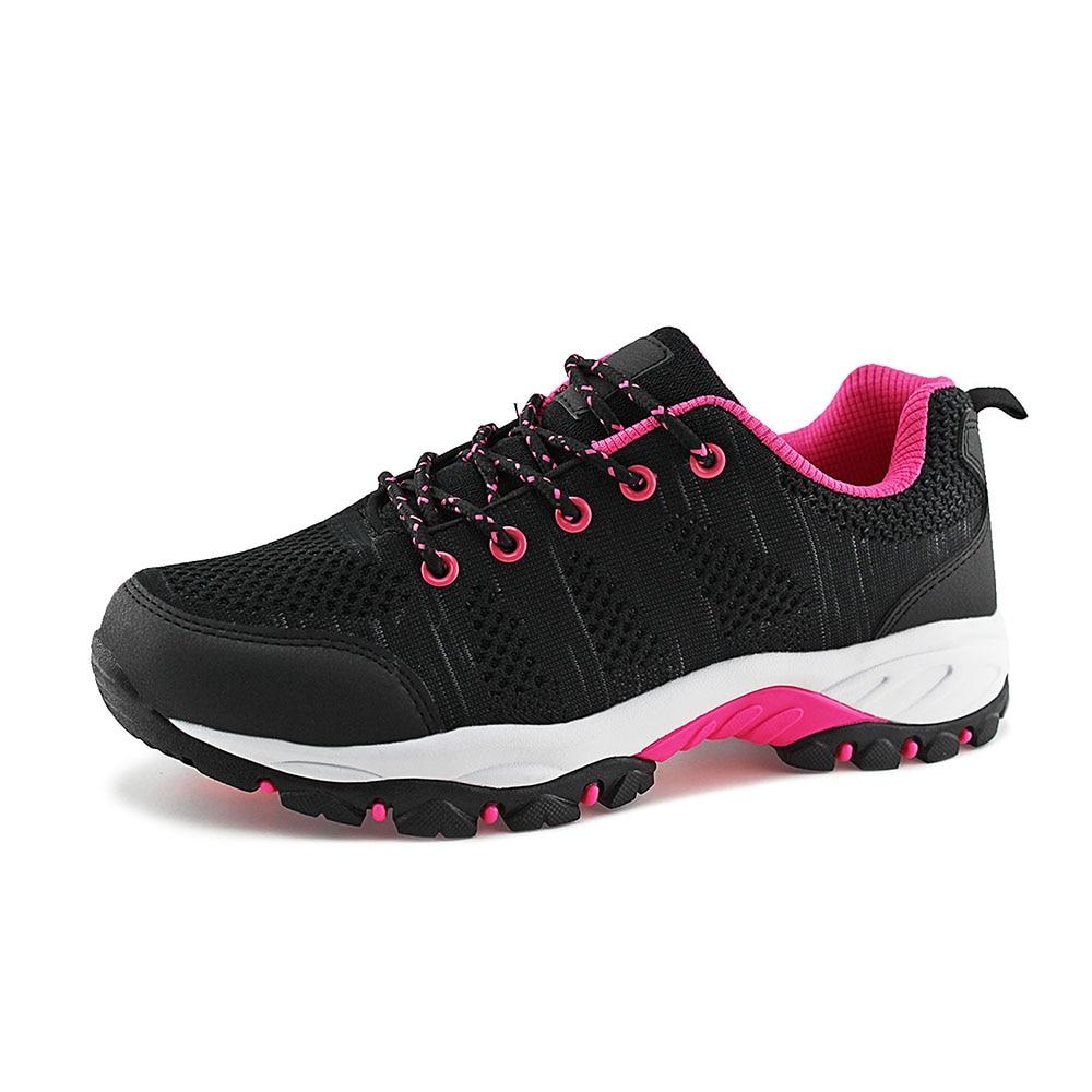 Women Hiking Shoes Outdoor Anti-Slip mountain Climbing Sport Shoes Trekking Sneakers Breathable Lady Athletic BootsWomen Hiking Shoes Outdoor Anti-Slip mountain Climbing Sport Shoes Trekking Sneakers Breathable Lady Athletic Boots