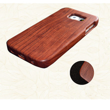 Wooden Back Cover for Samsung Galaxy S6 / S6 edge / S7 / S7 Edge