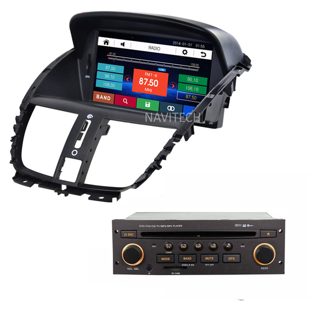 buy car dvd player for peugeot 207 2007 2014 gps navigation radio stereo rds. Black Bedroom Furniture Sets. Home Design Ideas