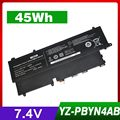 45Wh 7.4V Laptop Battery for SAMSUNG Ultrabook NP530U3C Np530U3B NP-530U3B NP-530u3C 530U3B-A02 530U3C-A02 AA-PBYN4AB AA-PLWN4AB